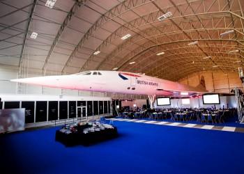 Hangar Set up
