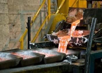 Recycled Molten Aluminium