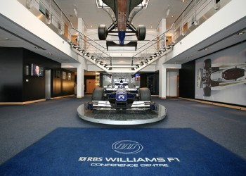 Williams F1 Conference Centre